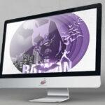 Aplicacion PC batman