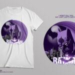 Aplicacion camiseta batman 1