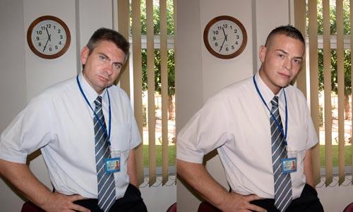 Tutorial Photoshop // Fotomanipulación cambiar la cabeza