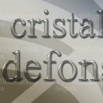 Texto de Cristal (modelo 2)
