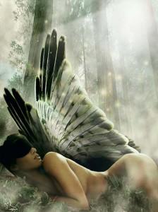 Lee más sobre el artículo tutorial Photoshop // Cupido puede ser una mujer (Wallpaper San Valentín)
