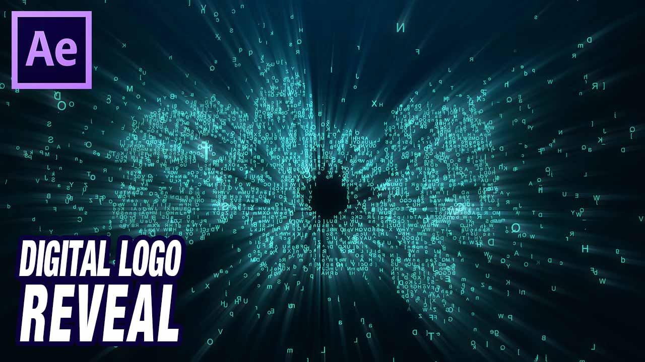 Lee más sobre el artículo Intro digital con aparición de logo usando texto aleatorio (tutorial After Effects by @ildefonsosegura)