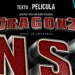 Tutorial #Cinema4d y  #PhotoshopCC // #Wallpaper texto 3D estilo como entrenar tu dragón 2 by @ildefonsosegura