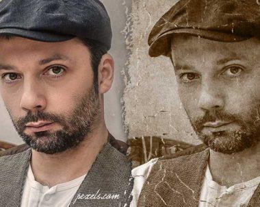 Convierte tus fotos en antiguas texturizando con Photoshop // Tutorial by @ildefonsosegura