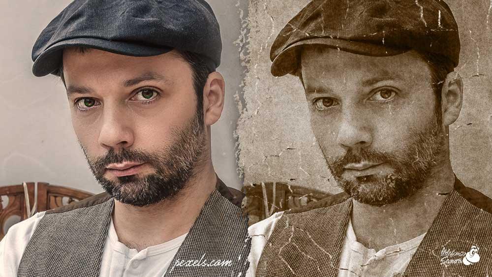Lee más sobre el artículo Convierte tus fotos en antiguas texturizando con Photoshop // Tutorial by @ildefonsosegura