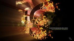 Lee más sobre el artículo Wallpaper creación de texto con lava usando Photoshop y Cinema4D by @ildefonsosegura