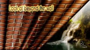 Lee más sobre el artículo Una cortina de piedra (Más allá del muro)