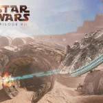 Making of del #wallpaper #StarWarsTheForceAwakens Episodio VII con Photoshop by @ildefonsosegura