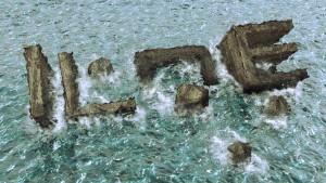Lee más sobre el artículo Creación de textura de oceano y texto de roca en cinema4D