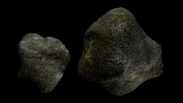 Textura de roca realista con Cinema4D