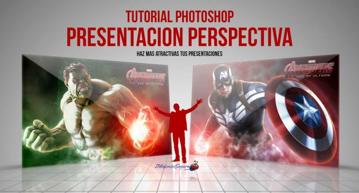 Plantilla presentación elegante con Photoshop // Tutorial