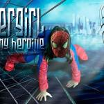 Construye una tela de araña (Spidergirl my heroine)