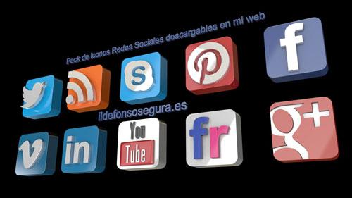 Lee más sobre el artículo Creamos una intro elegante con iconos de tus redes sociales con Cinema4D
