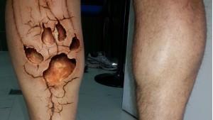 Lee más sobre el artículo Tutorial Photoshop // Diseña tu tatuaje de desgarro by @ildefonsosegura