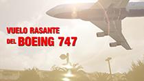Lee más sobre el artículo Integración de vuelo de un Boeing747 en escenas reales con Cinema4D y After Effects by @ildefonsosegura