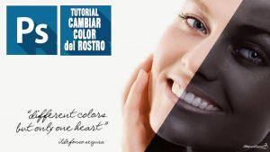 Lee más sobre el artículo Fotomanipulación color de la piel a negro con #Photoshop by @ildefonsosegura