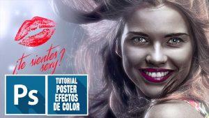 Lee más sobre el artículo Crea un poster con trucos de luz y color con #photoshop by @ildefonsosegura