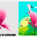 Animación simple de ilustraciones con After Effects by @ildefonsosegura