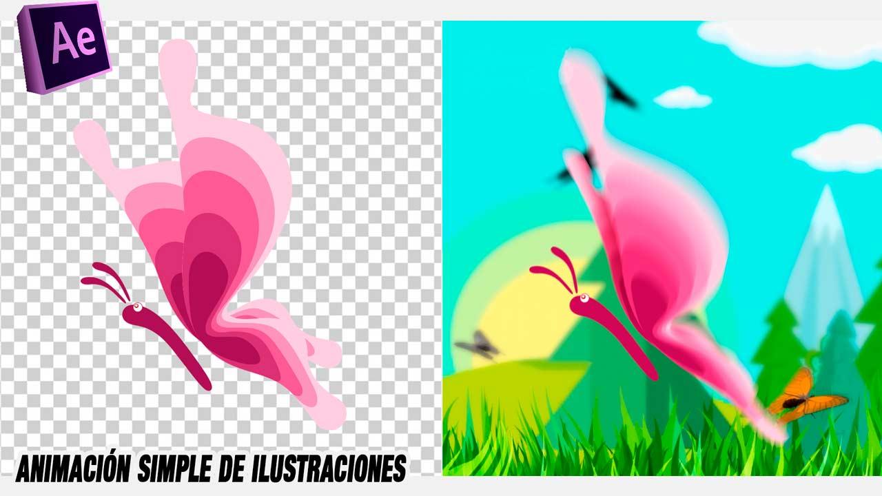 Lee más sobre el artículo Animación simple de ilustraciones con After Effects by @ildefonsosegura