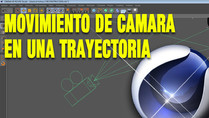 Movimiento de camaras en spline con Cinema4D