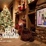 Feliz Navidad //  Felicitación navideña con After Effects y su plugin cineware by @ildefonsosegura