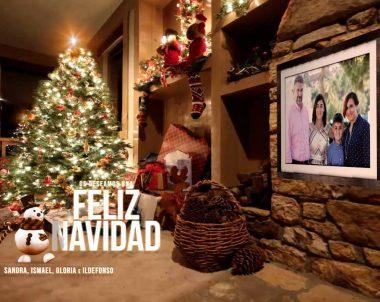 Feliz Navidad //  Felicitación navideña con After Effects y su plugin cineware by @ildefonsosegura