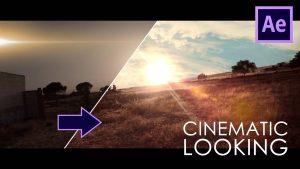 Lee más sobre el artículo Dale un aspecto cinematográfico a tus animaciones con After Effects // Tutorial