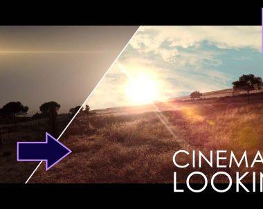 Dale un aspecto cinematográfico a tus animaciones con After Effects // Tutorial