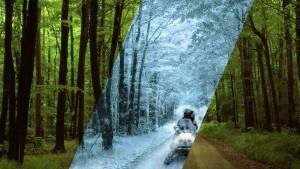 Lee más sobre el artículo Tutorial Photoshop fotomanipulación paisaje verano a paisaje nevado en invierno by @ildefonsosegura