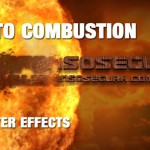 Efecto combustión con After Effects