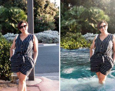 Tutorial Photoshop Haz un fake en tus fotos con rellenar según el contenido by @ildefonsosegura