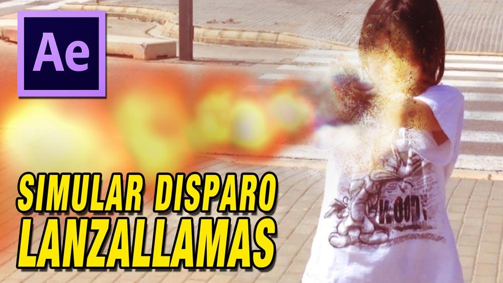 Lee más sobre el artículo Tutorial #AfterEffects: Disparos de llamas con plugin #trapcode particular by @ildefonsosegura
