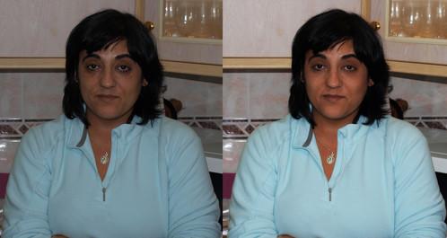 Fotomanipulación retoque facial manteniendo textura de piel // tutorial Photoshop