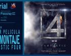 Tutorial: Como hacer el póster de #FantasticFour 2015 con #photoshop by @ildefonsosegura