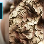 Tutorial Photoshop // Efecto de cara de barro seco by @ildefonsosegura (Dry Mud Effect)