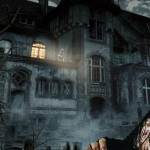 Fotomontaje halloween hauted house con Photoshop by @ildefonsosegura