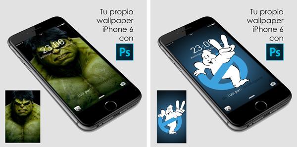 Lee más sobre el artículo Crea tu fondo para iphone 6 y mockup con #photoshop by @ildefonsosegura