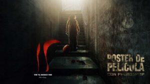 Lee más sobre el artículo Tutorial Photoshop póster de película terrorífica by @ildefonsosegura