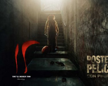 Tutorial Photoshop póster de película terrorífica by @ildefonsosegura