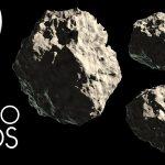Construye meteoritos con Cinema4d by @ildefonsosegura