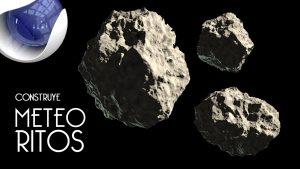 Lee más sobre el artículo Construye meteoritos con Cinema4d by @ildefonsosegura