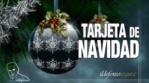 Lee más sobre el artículo Christmas Card (Bolas de Navidad)