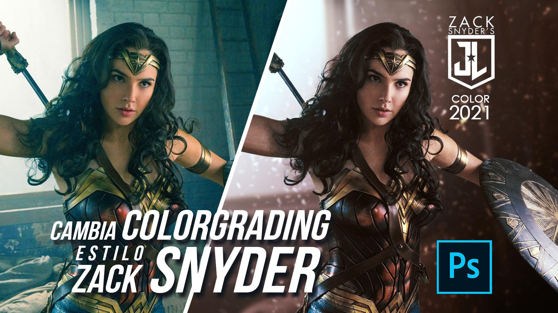 Lee más sobre el artículo Aplicando técnicas de colorgrading JL 2021 con Photoshop