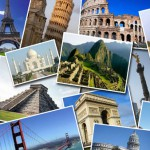 Colección de monumentos del mundo en 3D gratuitos para cinema4D by @ildefonsosegura