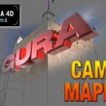 Tutorial Cinema 4D // Aprendemos a realizar un CAMERA MAPPING