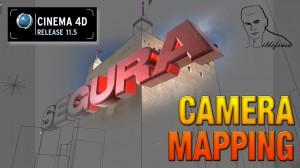 Lee más sobre el artículo Tutorial Cinema 4D // Aprendemos a realizar un CAMERA MAPPING