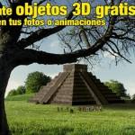 Descargate modelos 3d GRATIS de google – información by @ildefonsosegura