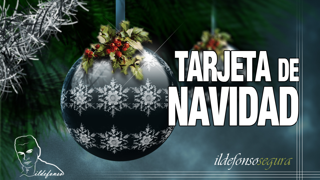 Christmas Card (Bolas de Navidad)