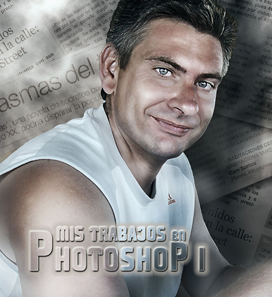 Tutorial Photoshop // Iluminaciones y Sombras a base de curvas