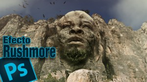 Lee más sobre el artículo #Tutorial #Photoshop efecto monte rushmore (cabeza integrada en montaña) by @ildefonsosegura